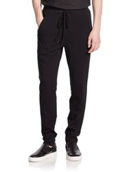 3.1 Phillip Lim Drawstring Sweatpants Black