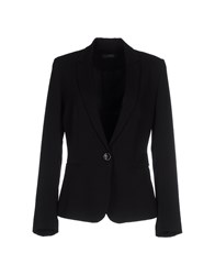Soallure Suits And Jackets Blazers Women Black