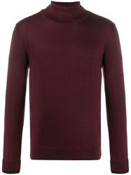 Emporio Armani Roll Neck Jumper 60