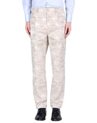 Dirk Bikkembergs Casual Pants Light Grey