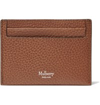 Mulberry Full Grain Leather Cardholder Tan