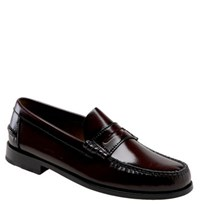 Men's Florsheim 'Berkley' Penny Loafer Burgundy