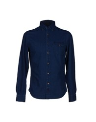 Alex Mill Shirts Blue