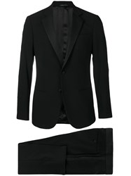 Giorgio Armani Two Piece Suit Black
