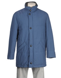 Schneiders Mid Length Jackets Blue