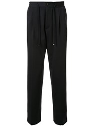 Corneliani Elasticated Waistband Slim Fit Trousers 60