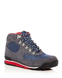 Danner Jag Boots Steel Gray Blue Wing