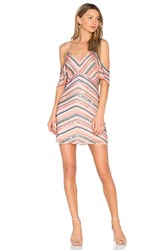 Parker Jerry Dress Peach