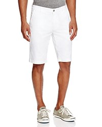 Ag Jeans Griffin Relaxed Fit Shorts White