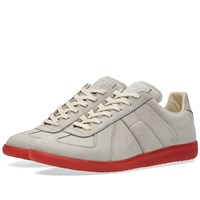 Maison Martin Margiela Maison Margiela 22 Replica Low Red Sole Sneaker Brown