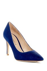 Via Spiga Carola Pointed Toe Pump Blue