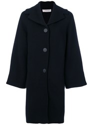 D.Exterior Cape Style Coat Women Polyester Wool S Black