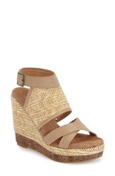 Women's Very Volatile 'Keenan' Sandal Natural Fabric