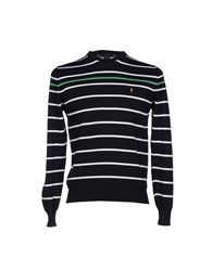 Cooperativa Pescatori Posillipo Knitwear Jumpers Men Dark Blue