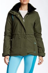 Obermeyer Brigitte Jacket Green