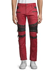 Robin's Jean The Show Jeans Red