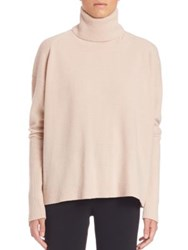 Aquilano Rimondi Mohair Cash Knitted Sweater Powder