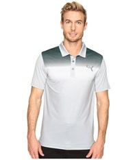 Puma Gt Glow Polo Quarry Men's Clothing Brown