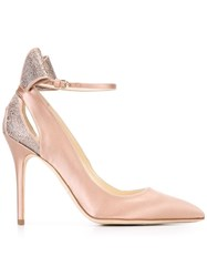 Brian Atwood 'Magda' Pumps Nude Neutrals