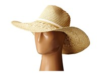 San Diego Hat Company Pbl3065 Floppy Sun Hat With Pinched Crown Natural Caps Beige