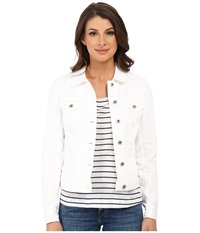 Vince Camuto Jean Jacket Ultra White Women's Jacket