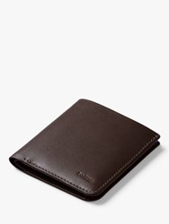 Bellroy The Tall Leather Wallet Java