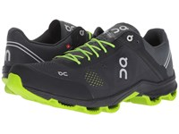 On Cloudsurfer Shadow Lime Running Shoes Black