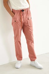 Chums Corduroy Camp Pocket Trail Pant Pink