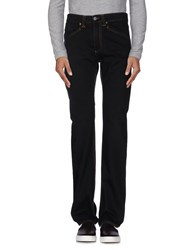 Dondup Standart Denim Denim Trousers Men Black