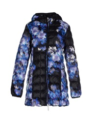 Iceberg Down Jackets Blue