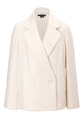 Theory Wool Mohair Jacket