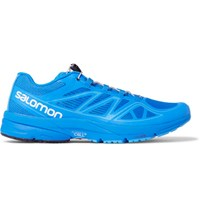 Salomon Sonic Pro Sneakers Bright Blue