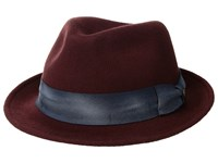 Goorin Bros. Brothers Party Times Burgundy Caps