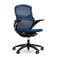 Knoll Generation Colored Office Chair Height Adjustable