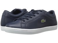 Lacoste Straightset Bl 1 Navy Women's Shoes