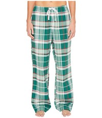 Life Is Good Classic Sleep Pants Forest Green Pajama