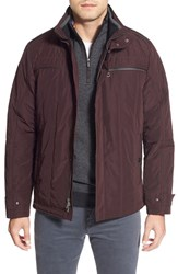 Men's Bugatchi Biker Jacket