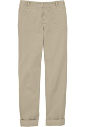 Paul And Joe Sister Abraham Cotton Cropped Chinos