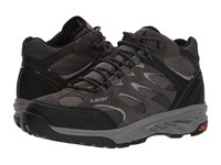 Hi Tec V Lite Wildfire Mid I Waterproof Charcoal Grey Olive Night Hiking Boots Multi