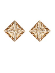 Lulu Frost Apex Stud Earrings