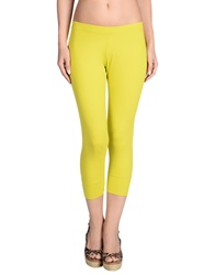 Vdp Beach Beach Pants Acid Green