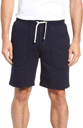 J.Crew French Terry Shorts Navy