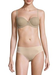 Natori Foundations Streamline Full Figure Contour Bra Cafe