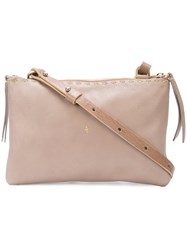 Henry Beguelin Crossbody Bag Brown
