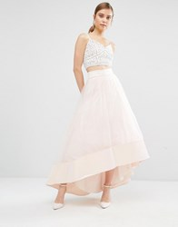 Coast Rhian Skirt Blush Pink