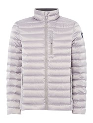 Puffa Men's Wilkie Jacket Silver