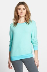 Wildfox Couture Women's Wildfox 'Baggy Beach Jumper' Pullover Bubble Bath