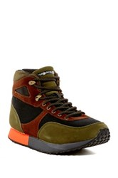 Hawke And Co. Liberty High Top Sneaker Gray