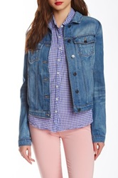 Genetic Denim Mia Denim Jacket Blue