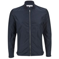 Orlebar Brown Men's Fairley Jacket With Side Adjusters Navy